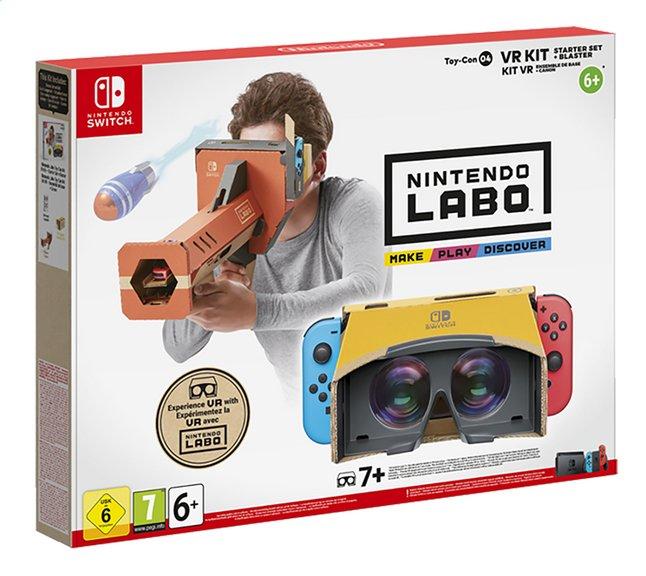 Afbeelding van Nintendo Labo: VR-pakket - Starterset + Knaller NL/FR from DreamLand