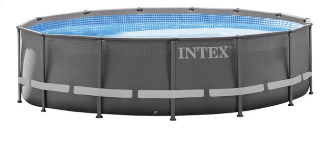 Image Pour Intex Piscine Ultra Frame Pool Diamètre 4,27 M   H 107 Cm