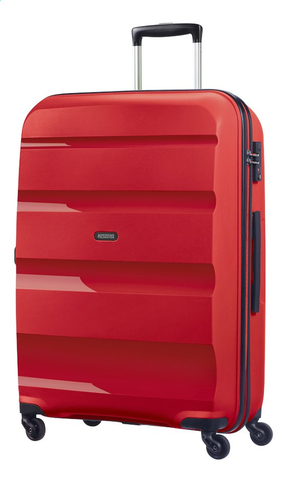 Afbeelding van American Tourister Harde reistrolley Bon Air Spinner magma red from DreamLand