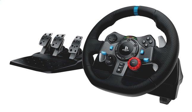 Image pour Logitech Volant de course avec pédales G29 driving Force noir à partir de DreamLand