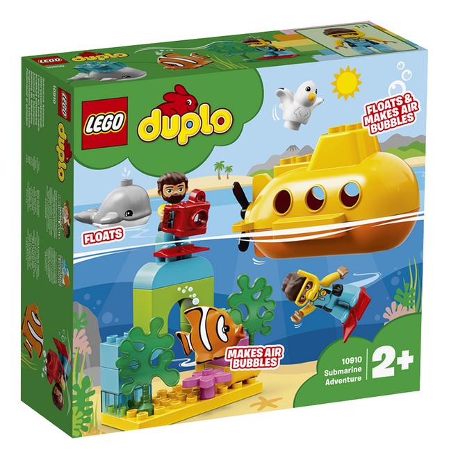 Afbeelding van LEGO DUPLO 10910 Avontuur met onderzeeër from DreamLand