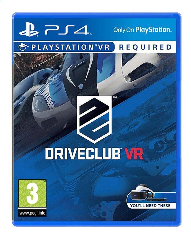 Image pour PS4 Driveclub VR FR/ANG à partir de DreamLand