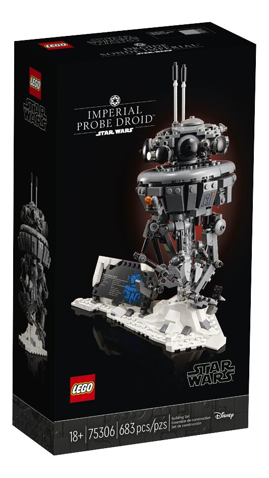 LEGO Star Wars 75306 Droïde sonde impérial