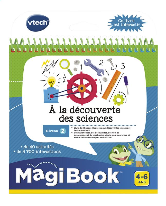 Image pour VTech MagiBook livre éducatif - Niveau 2 - À la découverte des sciences à partir de DreamLand