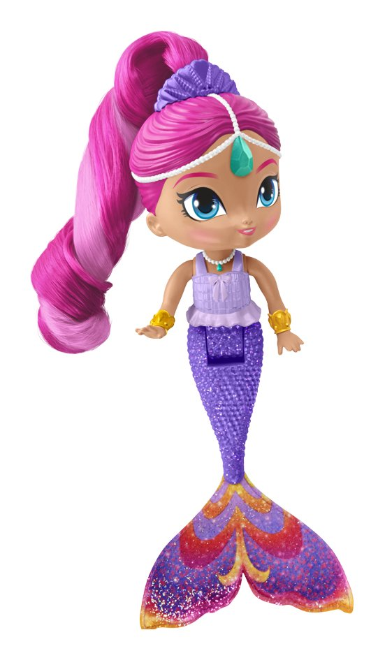 Fisher-Price figuur Shimmer & Shine Magic Mermaid Shimmer