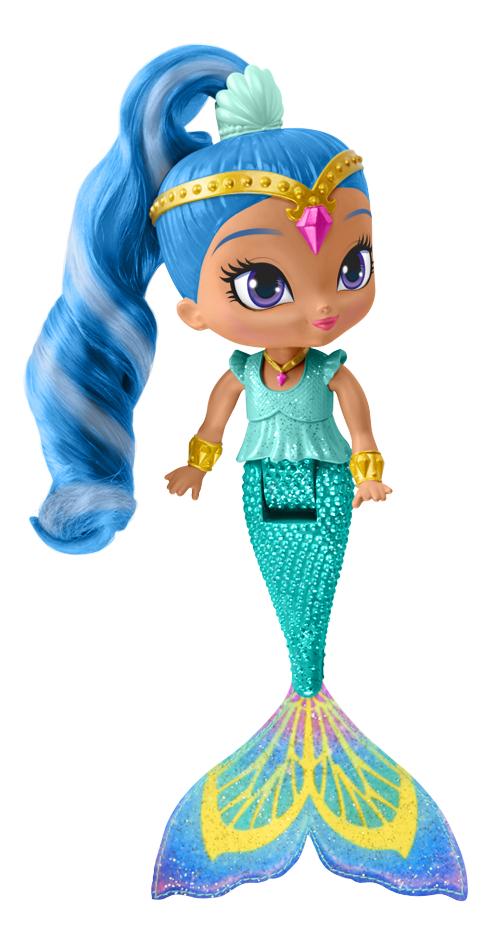 Fisher-Price figurine Shimmer & Shine Magic Mermaid Shine