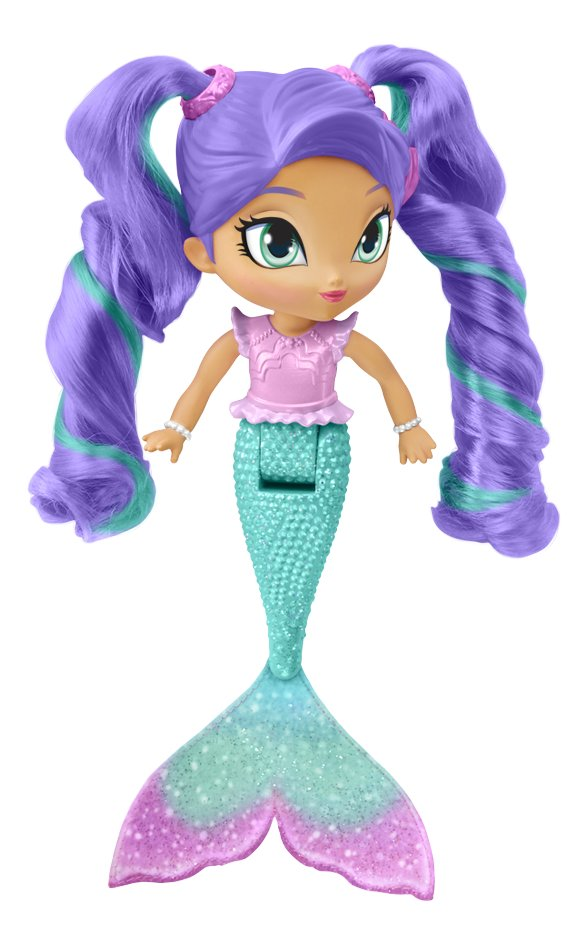 Fisher-Price figurine Shimmer & Shine Magic Mermaid Nila