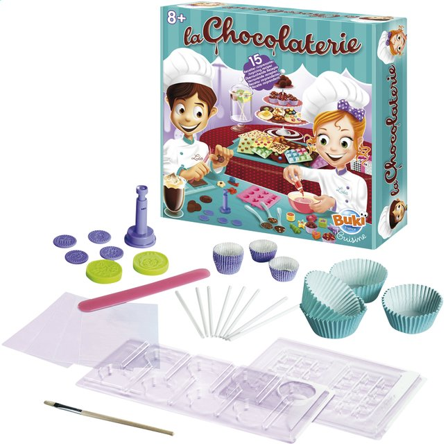 Afbeelding van Buki France hobbydoos La Chocolaterie from DreamLand