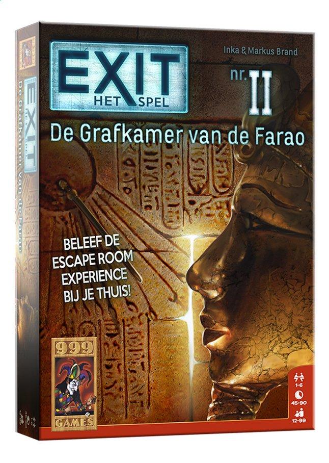 Afbeelding van Exit het spel: De grafkamer van de farao from DreamLand