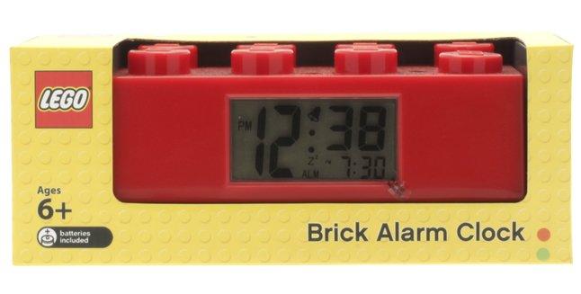 Image pour LEGO Brick réveil rouge à partir de DreamLand