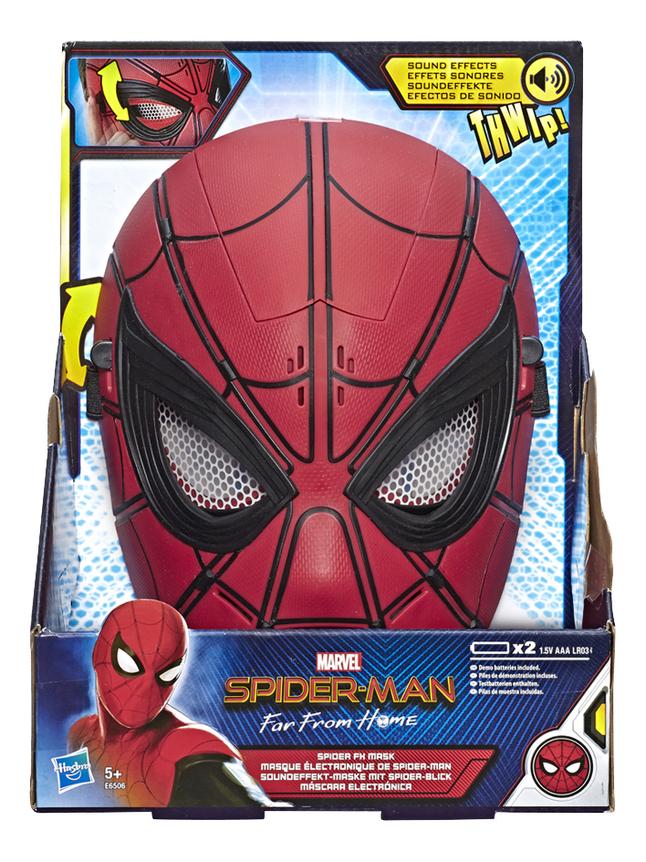 Elektronisch masker Spider-Man Far From Home Spider FX Mask