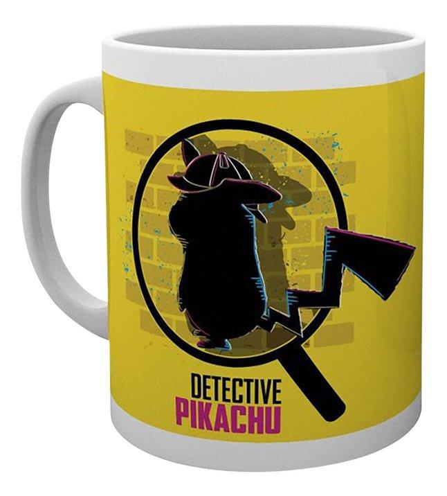 Image pour Mug Detective Pikachu Magnified à partir de DreamLand