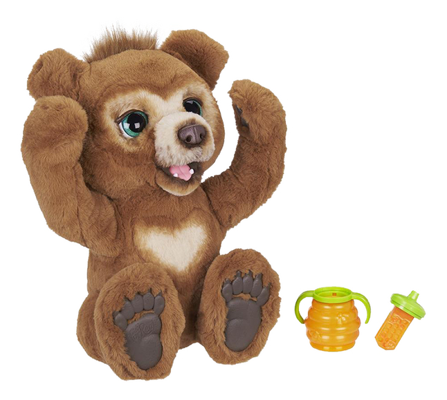 FurReal peluche interactive Cubby