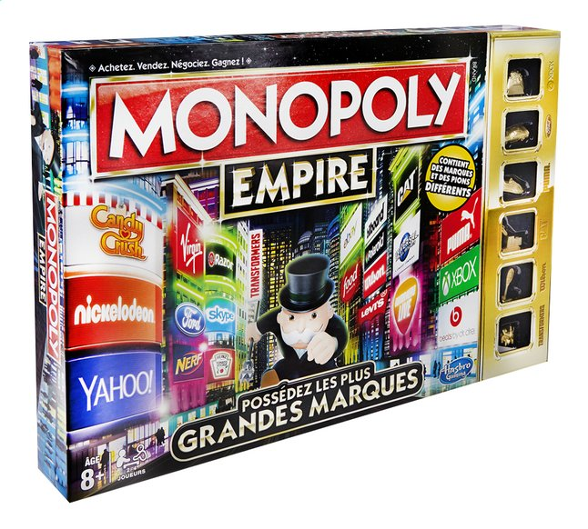 Afbeelding van Monopoly Empire FR from DreamLand