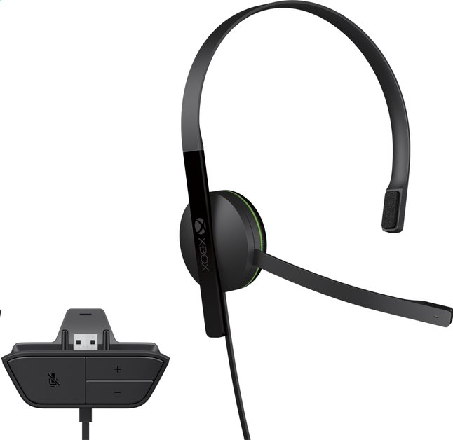 Afbeelding van Microsoft headset Chat Headset XBOX One from DreamLand