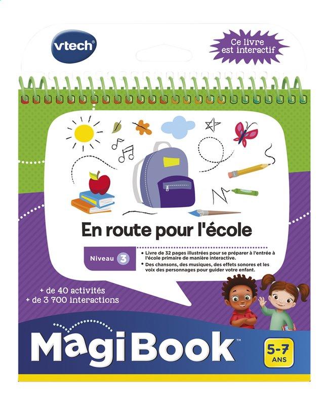 Image pour VTech MagiBook livre éducatif - Niveau 3 - En route pour l'école à partir de DreamLand