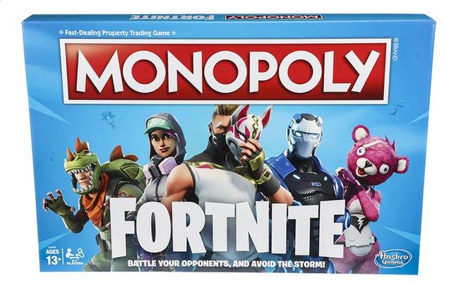 Afbeelding van Monopoly Fortnite ENG from DreamLand