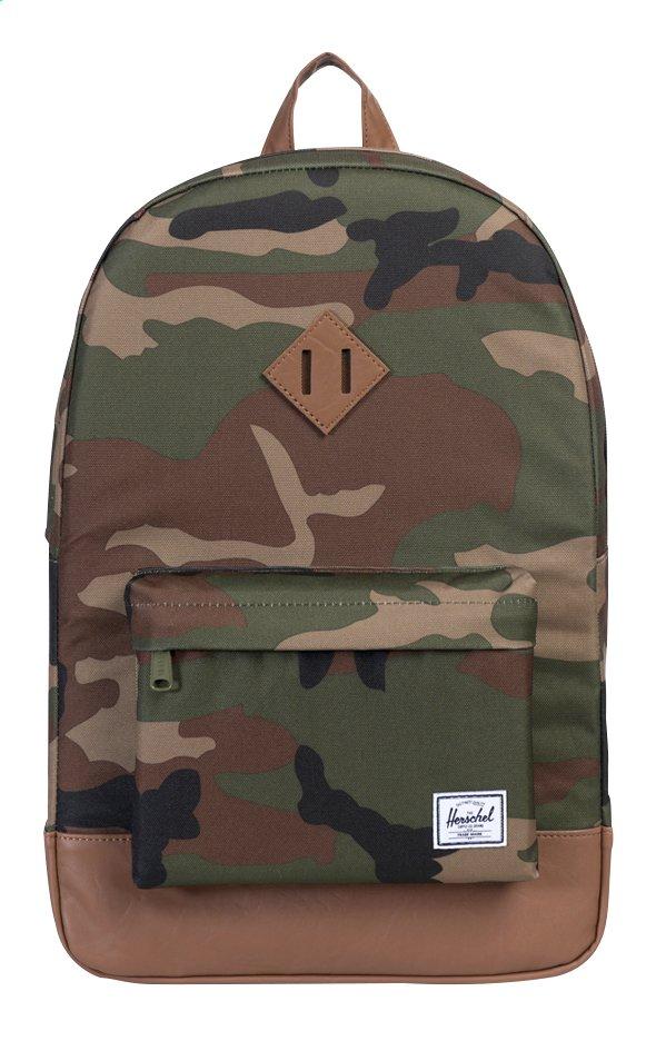 Image pour Herschel sac à dos Heritage Woodland Camo à partir de DreamLand
