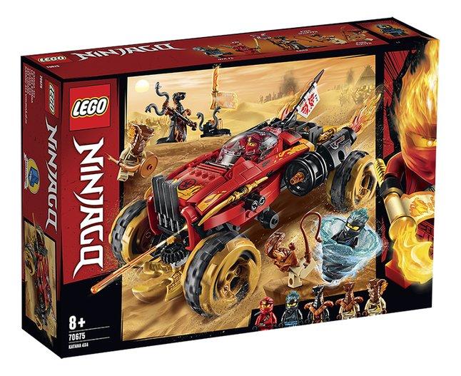 Afbeelding van LEGO Ninjago 70675 Katana 4x4 from DreamLand