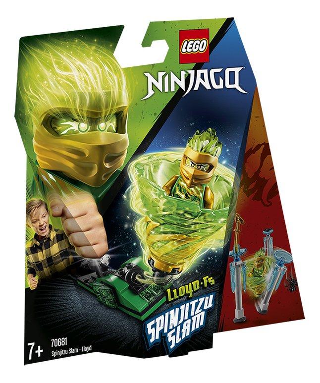 Afbeelding van LEGO Ninjago 70681 Spinjitzu Slam - Lloyd from DreamLand