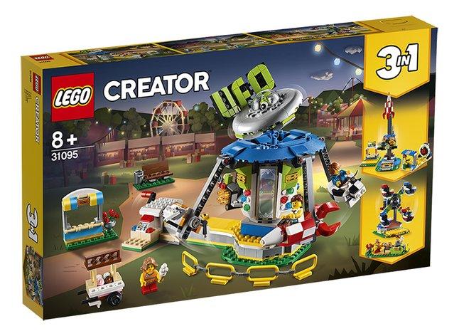Afbeelding van LEGO Creator 3-in-1 31095 Draaimolen from DreamLand