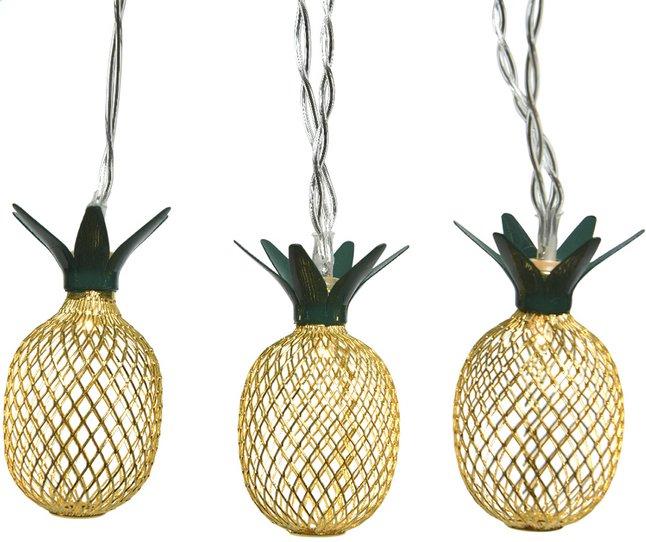 Afbeelding van Ledverlichting slinger Ananas from DreamLand