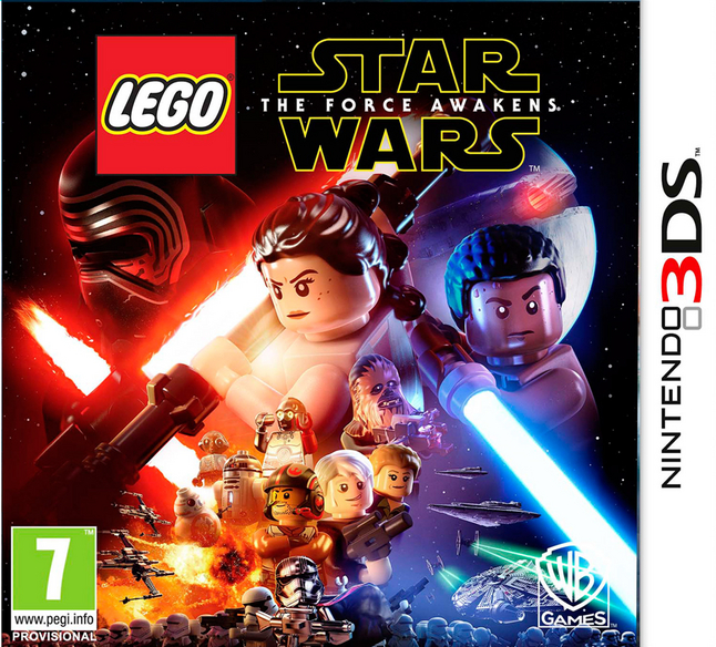 Image pour Nintendo 3DS LEGO Star Wars: The Force Awakens FR à partir de DreamLand