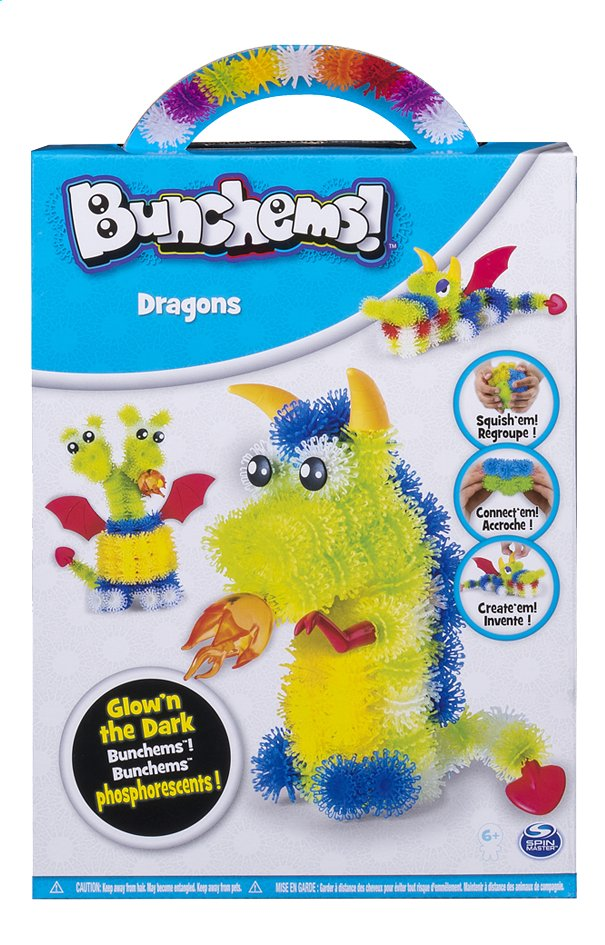 Spin Master Bunchems! Dragons