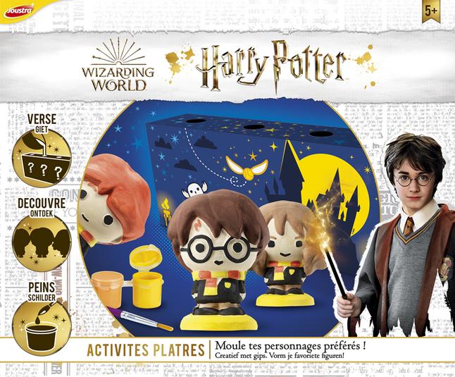 Joustra Harry Potter Activités plâtres