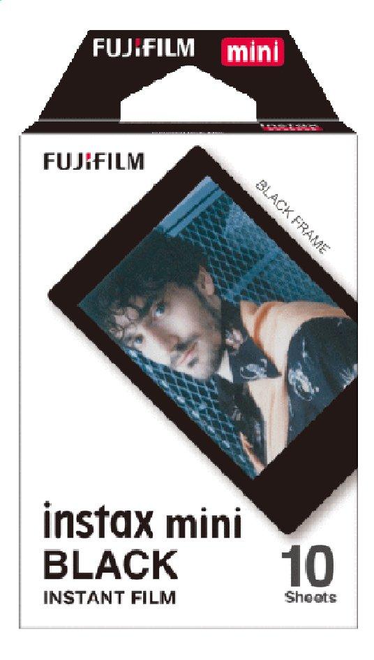 Image pour Fujifilm pack de 10 photos pour instax mini Black à partir de DreamLand