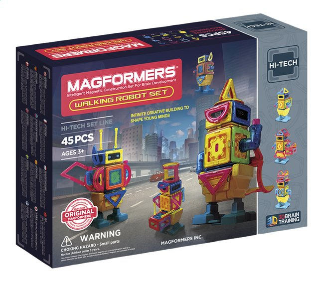 Image pour Magformers Hi-Tech Walking Robot Set à partir de DreamLand