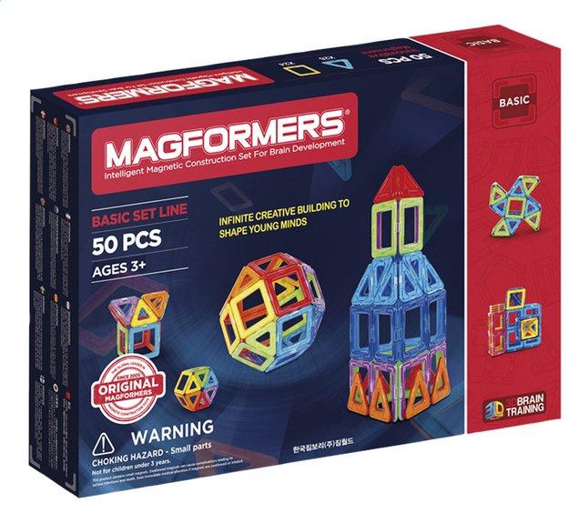 Image pour Magformers Basic Set Line 50 pièces à partir de DreamLand