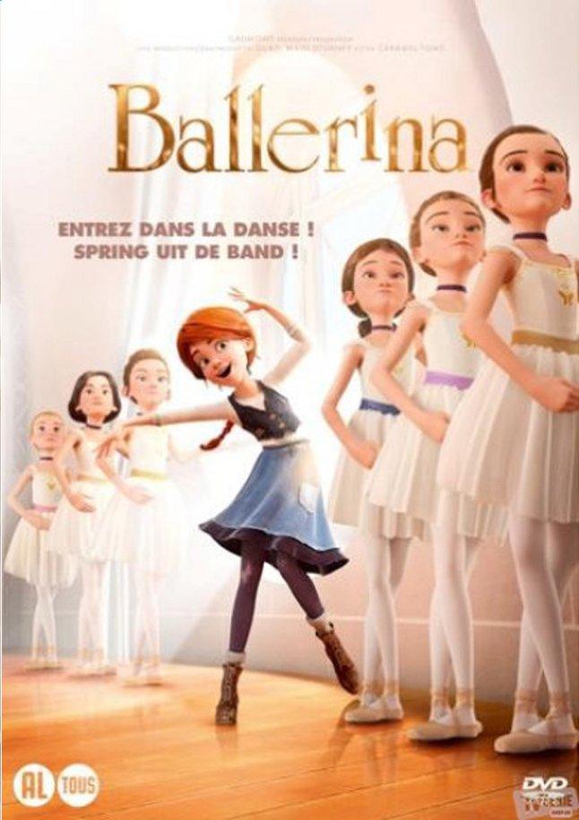 Afbeelding van Dvd Ballerina from DreamLand