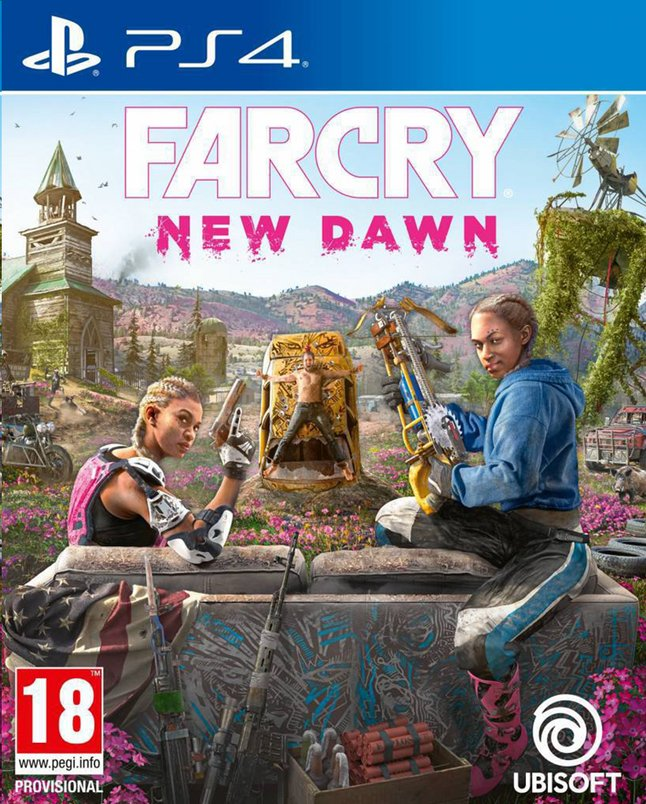 Afbeelding van PS4 Far Cry New Dawn ENG/FR from DreamLand