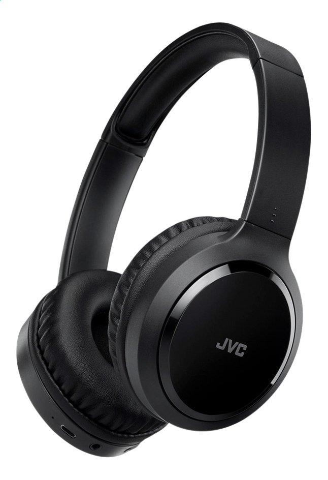Afbeelding van JVC Bluetooth hoofdtelefoon HA-S80BN zwart from DreamLand
