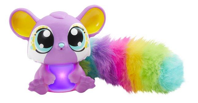Interactieve figuur Lil' Gleemerz Babies Purple