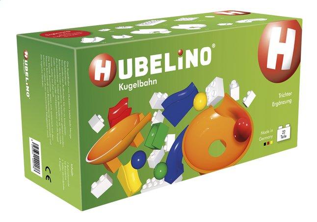 Afbeelding van Hubelino accessoires voor knikkerbaan 22 stuks from DreamLand
