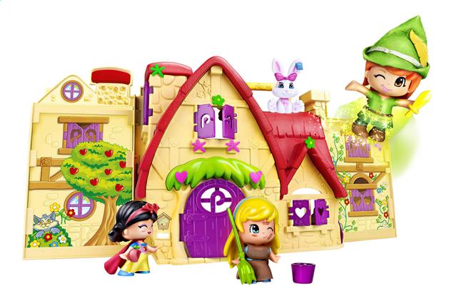 Afbeelding van Pinypon speelset Sprookjeshuis from DreamLand