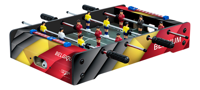 Carromco tafelvoetbal Belgium 2020