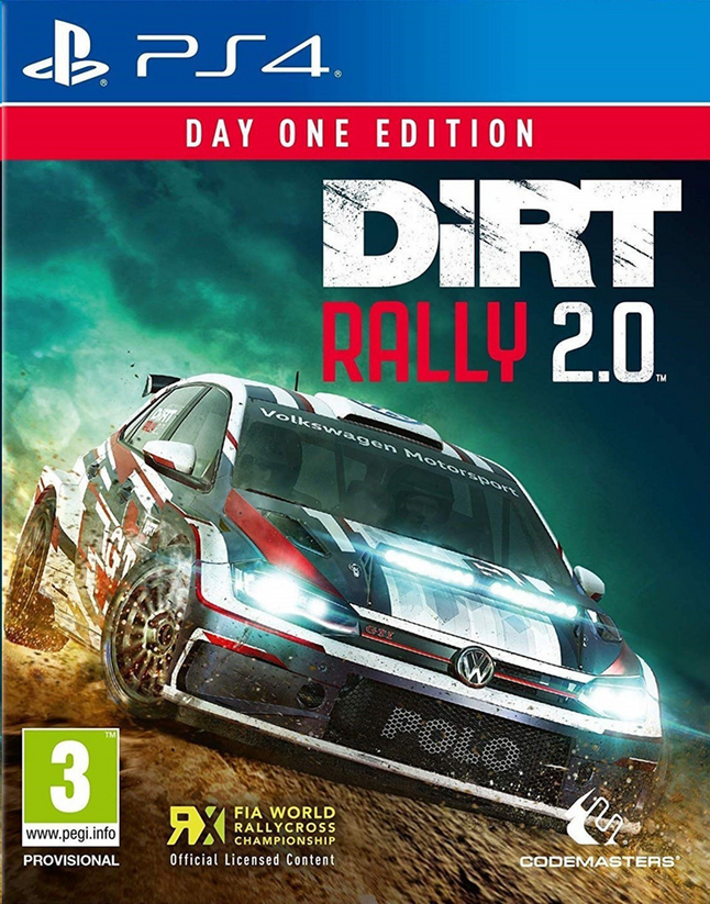 Afbeelding van PS4 DiRT Rally 2.0 Day One Edition ENG/FR from DreamLand