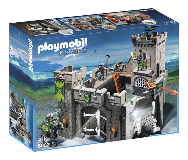 Afbeelding van Playmobil Knights 6002 Kasteel van de Wolvenridders from DreamLand