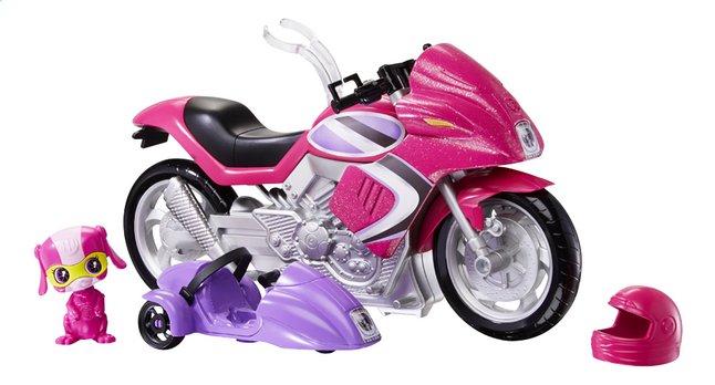 Afbeelding van Barbie motor Spy Squad Motorcycle from DreamLand