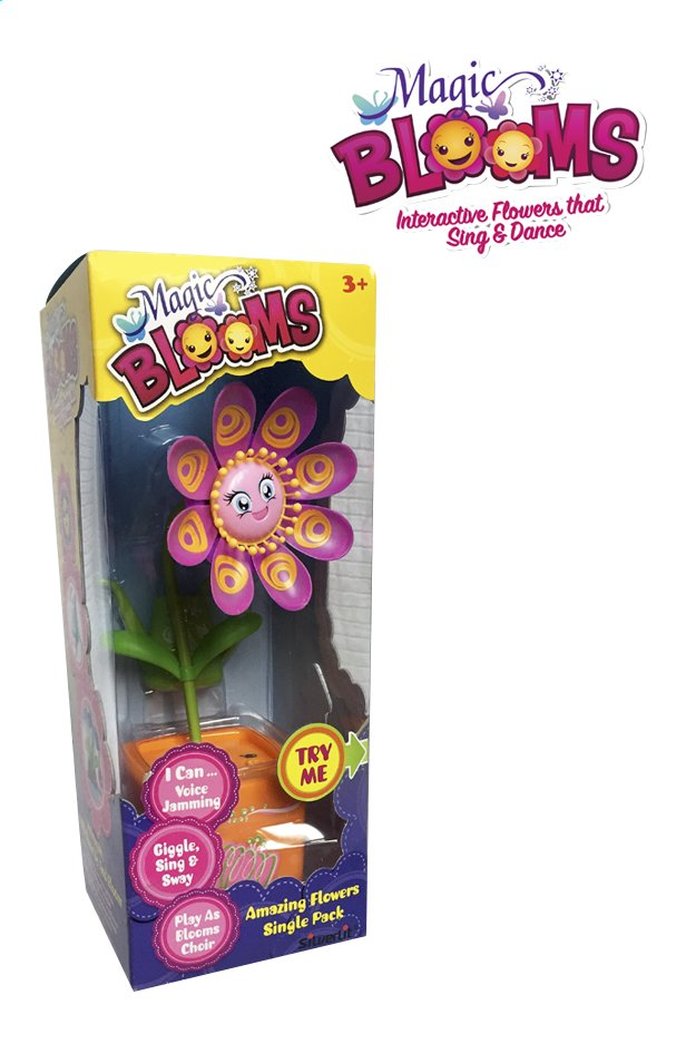 Image pour Silverlit Magic Blooms Single Flower orange à partir de DreamLand