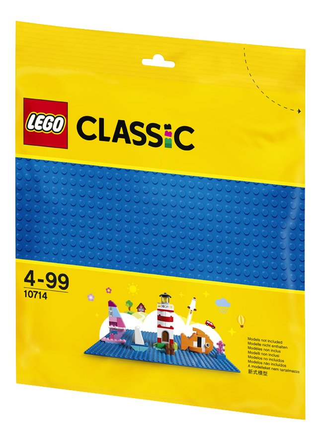 Afbeelding van LEGO Classic 10714 Blauwe basisplaat from DreamLand
