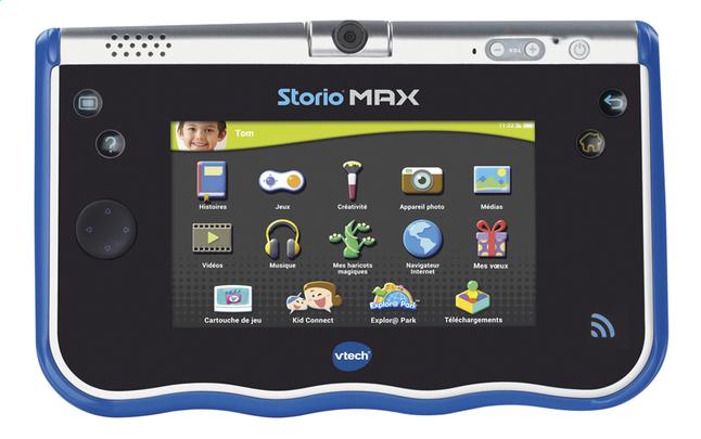 Afbeelding van VTech Tablet Storio MAX bleu FR from DreamLand