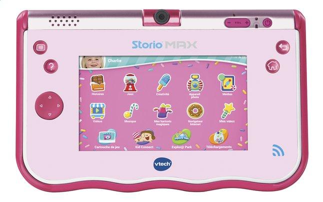 Image pour VTech Tablette Storio MAX rose à partir de DreamLand