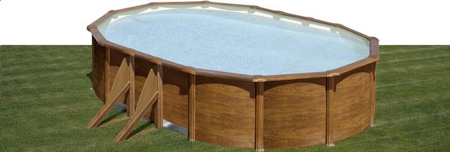 Afbeelding van Gre zwembad Pacific L 6,10 x B 3,75 cm from DreamLand