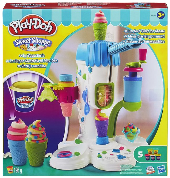 Afbeelding van Play-Doh Ice Cream Swirler from DreamLand