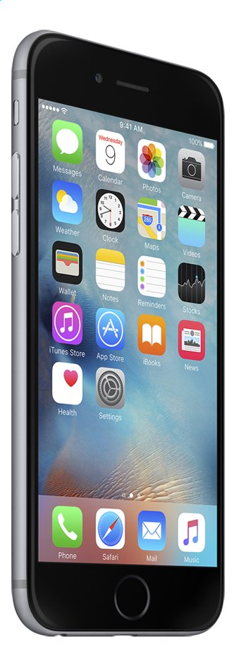 Afbeelding van Apple iPhone 6s 16 GB spacegrijs from DreamLand