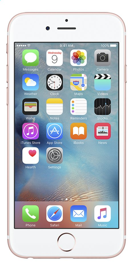 Image pour Apple iPhone 6s 16 Go or rose à partir de DreamLand